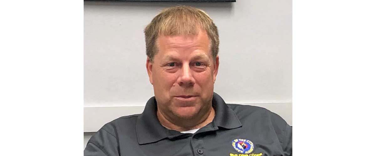 NEMiss.News Eric Thomas, Code Enforcement Officer