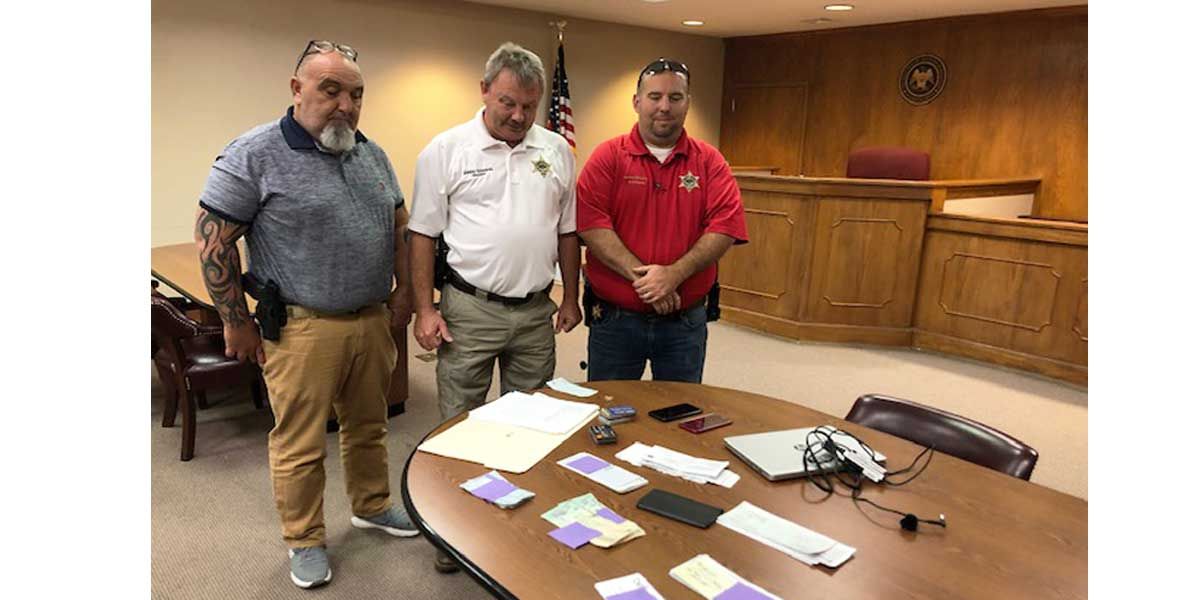 NEMiss.News Union Co. Sheriff's Dept. arrests