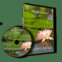 Meditation for Modern Minds CD