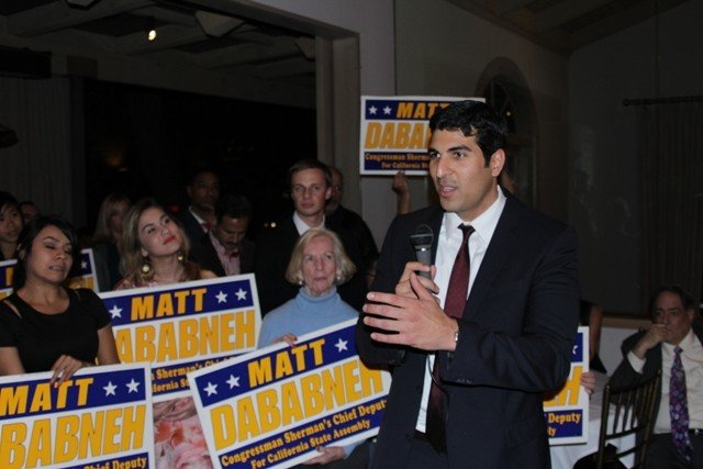 Matt Dababneh Wins Assembly District 45 Special Election