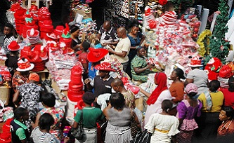 christmas preparation and the reason that so many nigerians would be out busy spending time