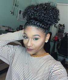 Hair Growth Tip 16 Braids That Increase Natural Hair