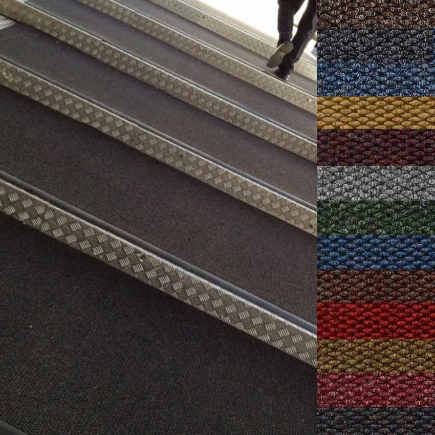 tapis d interieur aiguillete robuste tapis grattant antisalissures neosol