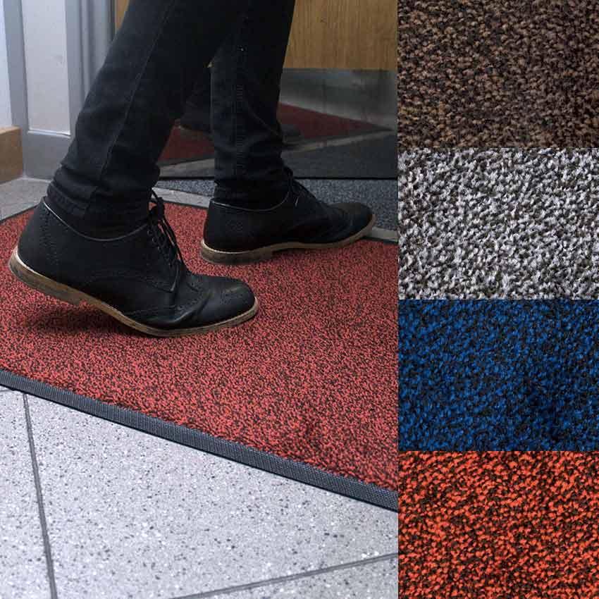 tapis d entree classique tapis lavable a la machine neosol
