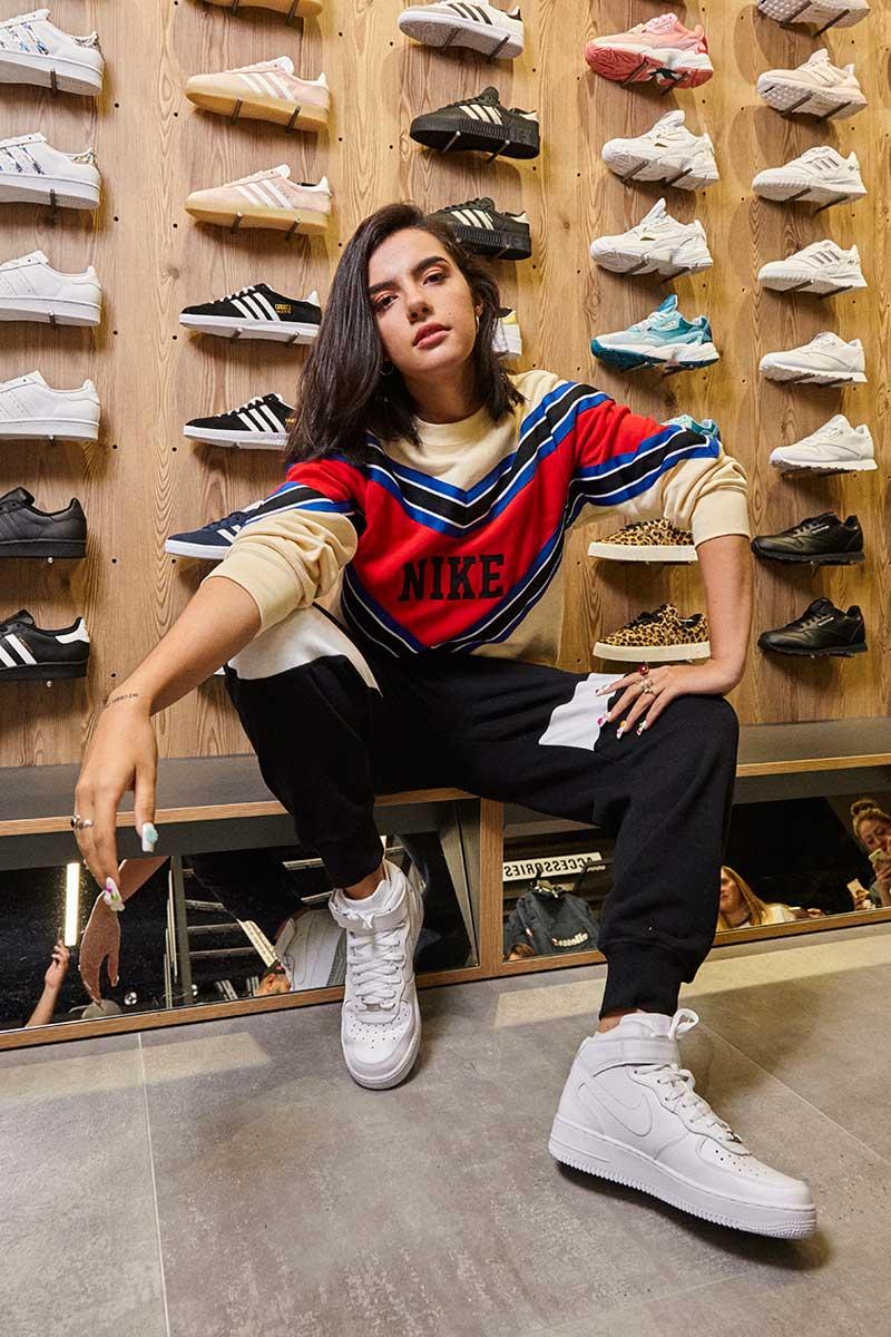 Foot on Mars, la plus importante chaîne de sneakers espagnole