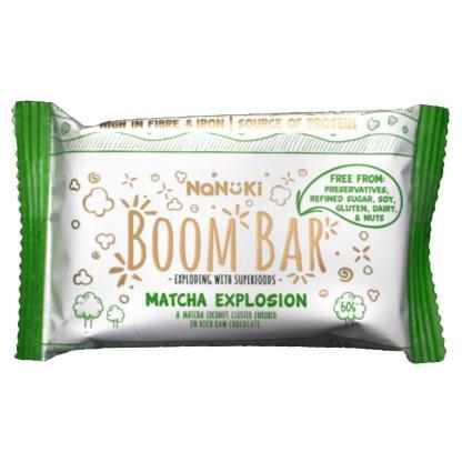 Nanuki Matcha Explosion Bar