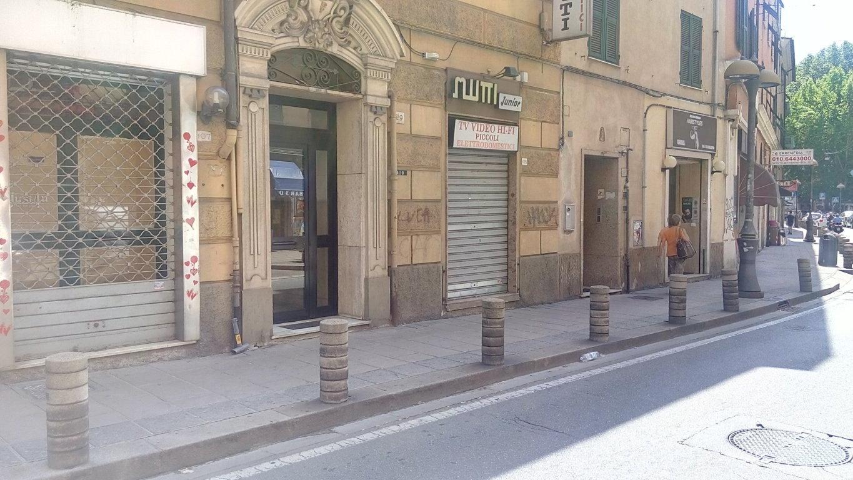 Certosa – via Jori – locale commerciale