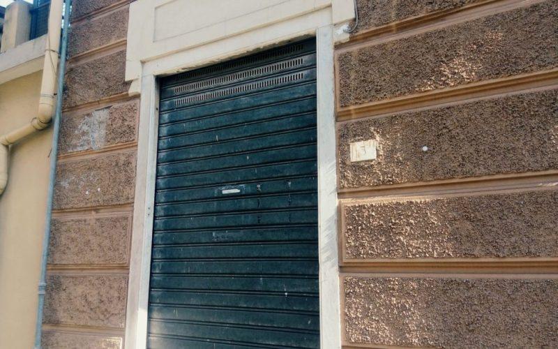 Certosa – Piazza Facchini – Magazzino