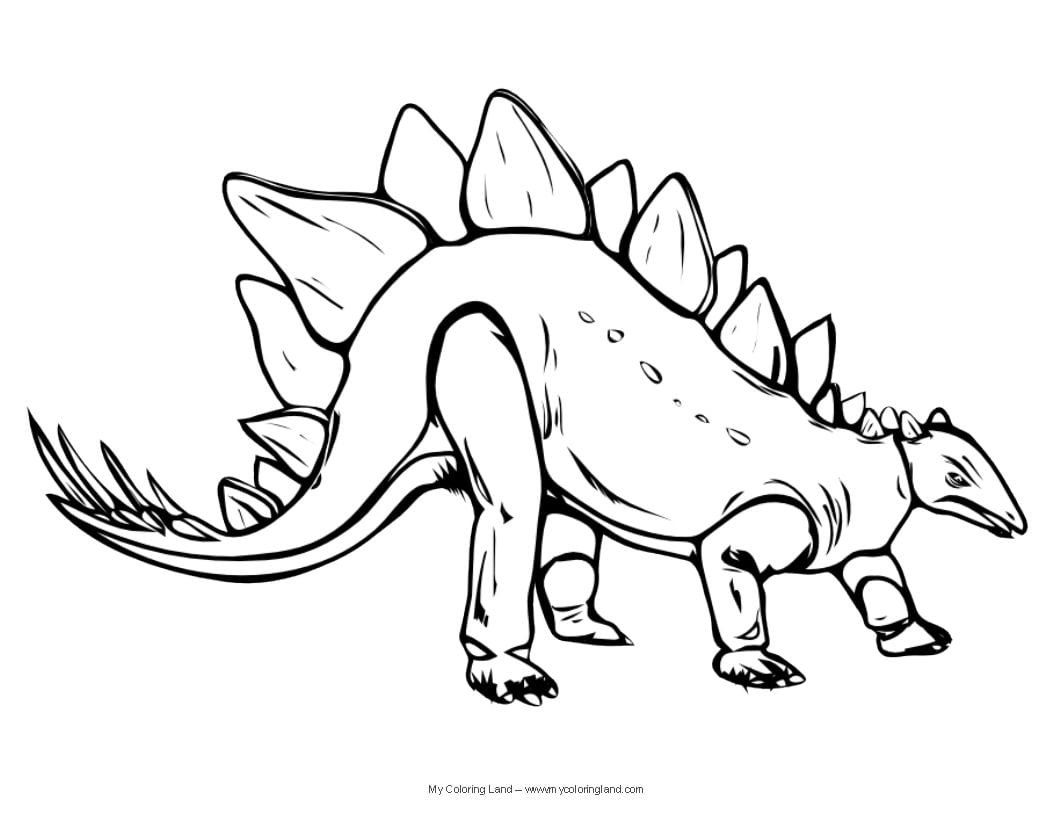 Dino Dan Coloring Pages