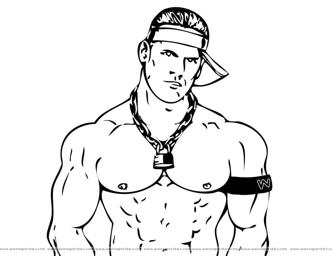 Free Printable Wwe Coloring Pages For Kids Neo Coloring
