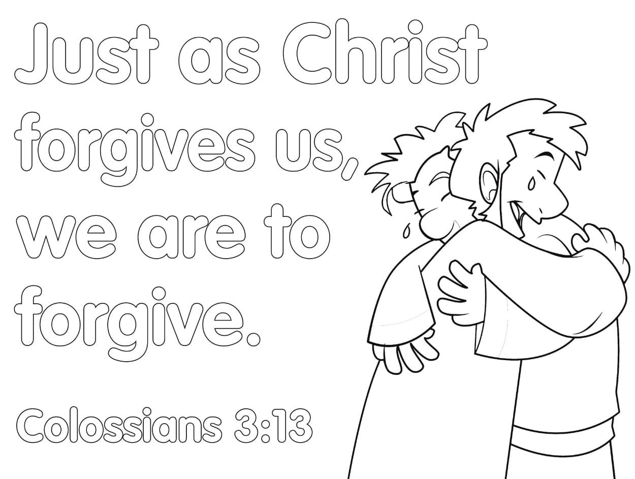 Forgiveness Clipart Forgiveness Sin Cute Borders Vectors