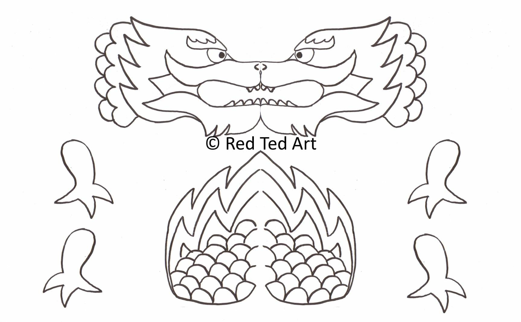 Dragon Template Ks1