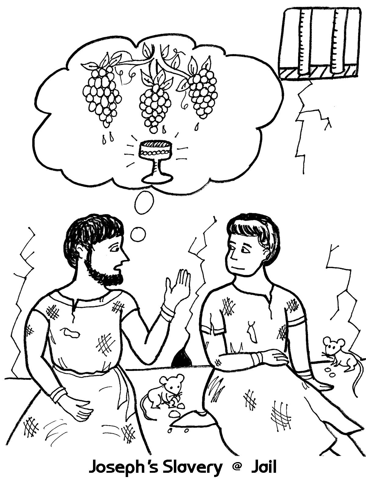 Slavery Coloring Pages