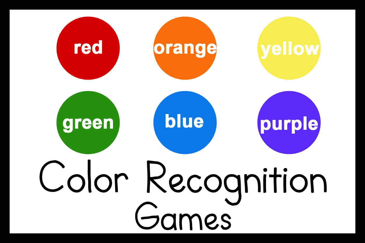 Worksheet Colors Young Toddlers