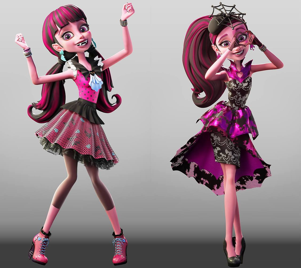 Monster High Images Draculaura Hd Wallpaper And Background