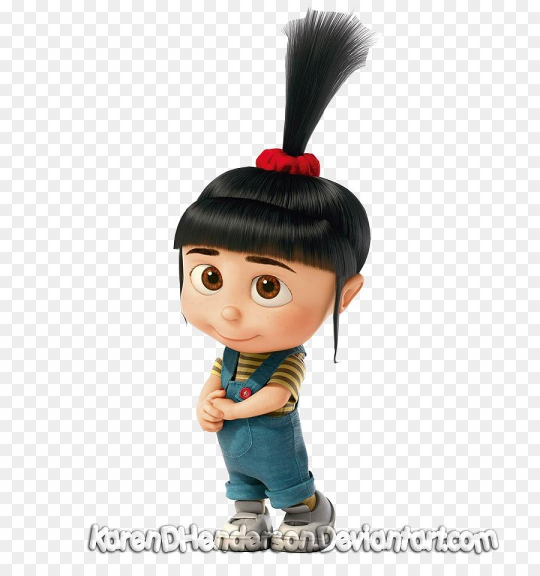 Hd Despicable Me Agnes Vector Cdr Neo Coloring