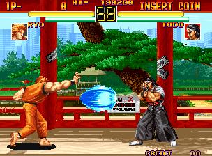 Art of Fighting / Ryuuko no Ken