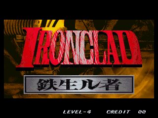 Ironclad / Chotetsu Bri'kinger