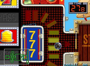 The Irritating Maze / Ultra Denryuu Iararabou
