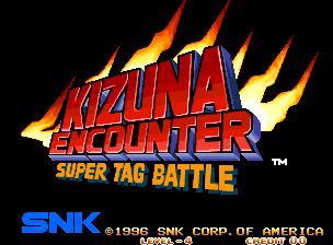 Kizuna Encounter: Super Tag Battle / Fu'un Super Tag Battle