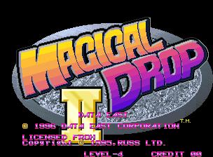 Magical Drop 2