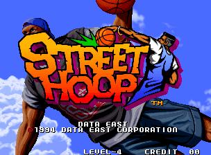 Street Hoop / Street Slam / Dunk Dream