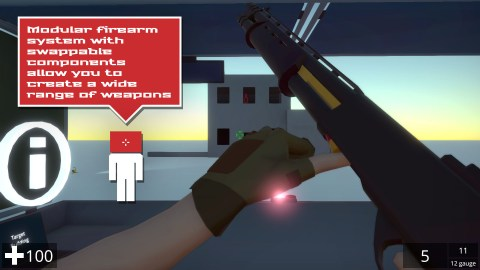 NeoFPS - The Unity FPS controller asset - Modular Firearms