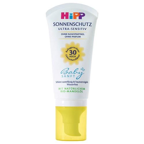 Hipp Baby Sunscreen SPF30