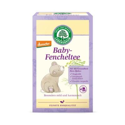 Lebensbaum Baby Fennel Tea organic 100% certified