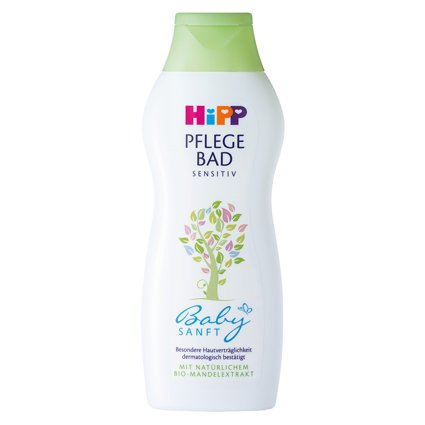 Hipp Baby Bath organic. For sensitive skin