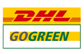 DHL fast shipping. Premium or standard economy