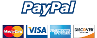Secure payments. Paypal credit card