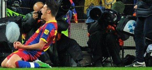 barcelona 5-real madrid 0