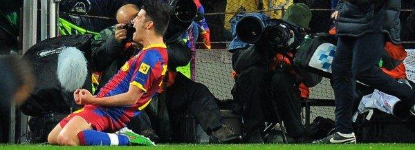 Barcelona 5-0 Real Madrid 2010