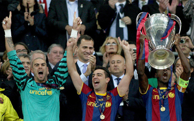 fc barcelona campeon champions league 2011