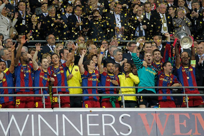 BARCELONA CAMPEON CHAMPIONS LEAGUE 2011