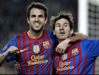 Barcelona 3-Real Madrid 2-Supercopa 2012