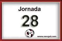 Jornada 28 liga española 2013