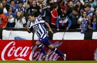 deportivo coruña espanyol 2013