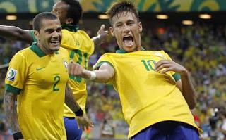 gol neymar brasil italia