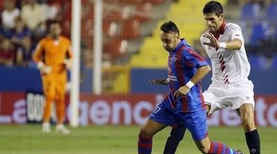 Levante vs. Sevilla 2013