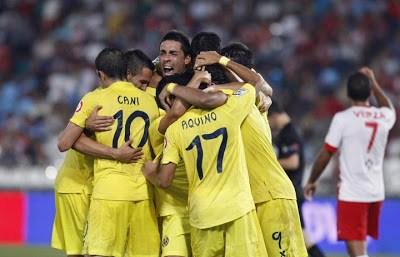 Almería vs. Villarreal