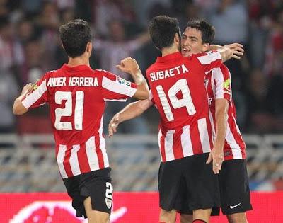 Athletic Bilbao vs Osasuna 2013