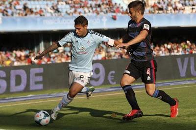 Celta Vigo vs. Granada 2013