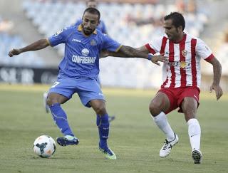 Getafe vs. Almería 2013