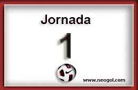 jornada 1 liga española 2013 2014