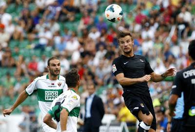 Elche vs. Real Sociedad 2013