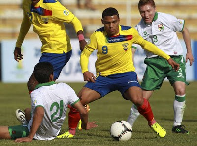 Bolivia vs. Ecuador 2013