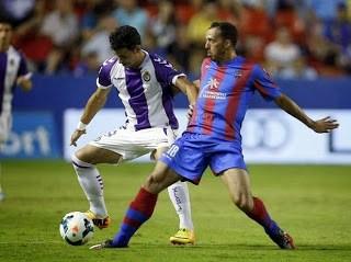 Levante vs. Valladolid 2013