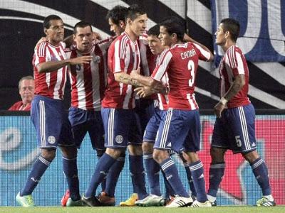 Paraguay vs. Bolivia 2013